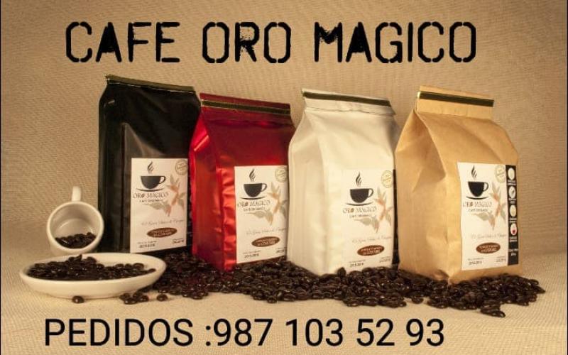 Cafe Oro Magico De Chiapas