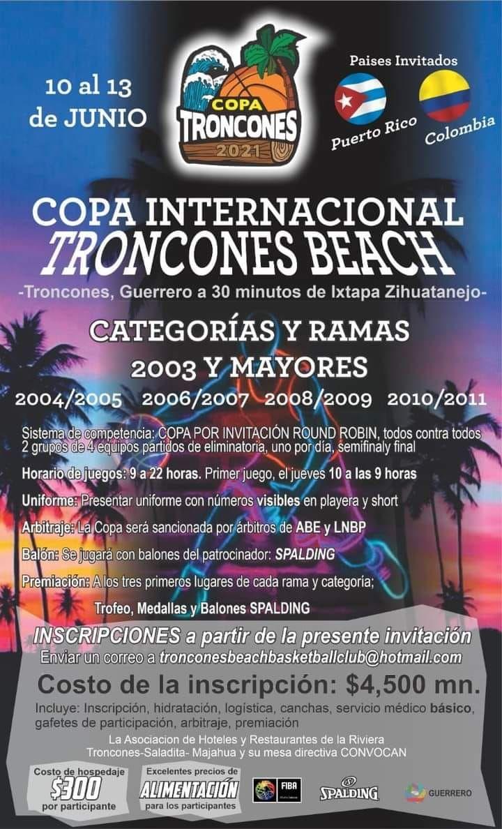 Copa Troncones 2021