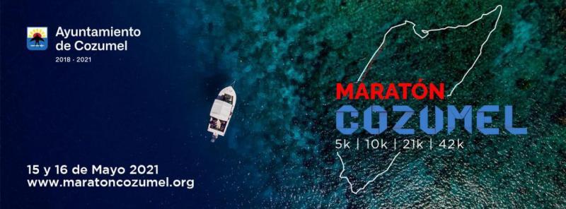Maraton Cozumel 2021