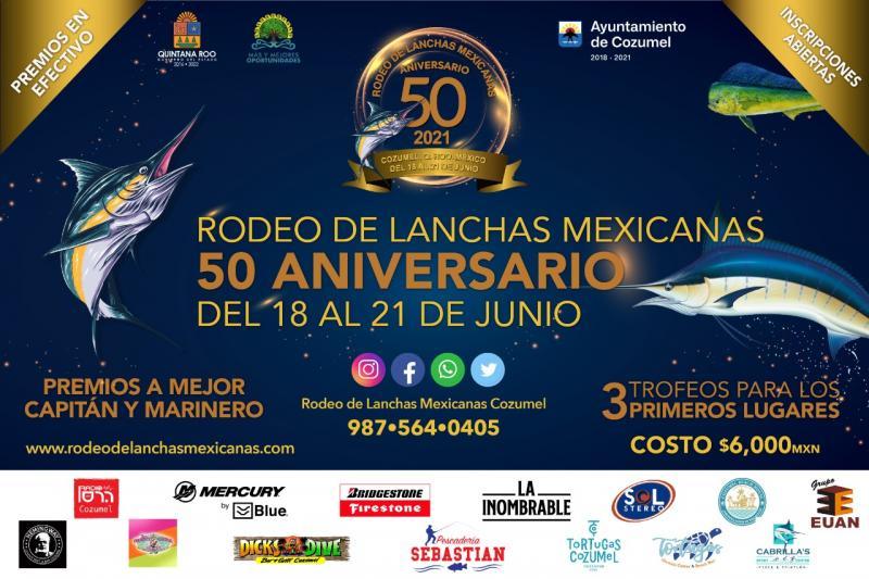Rodeo de Lanchas Mexicanas 2021