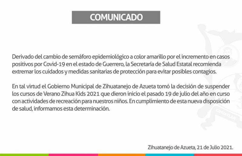 Zihua Kids 2021