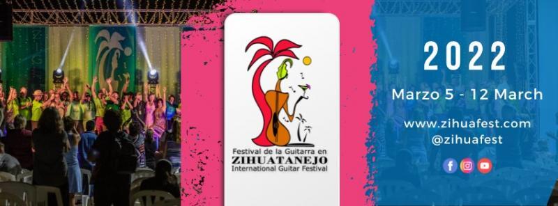 Zihuatanejo International Guitar Festival 2022