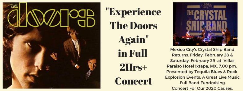 The Doors Experience Show